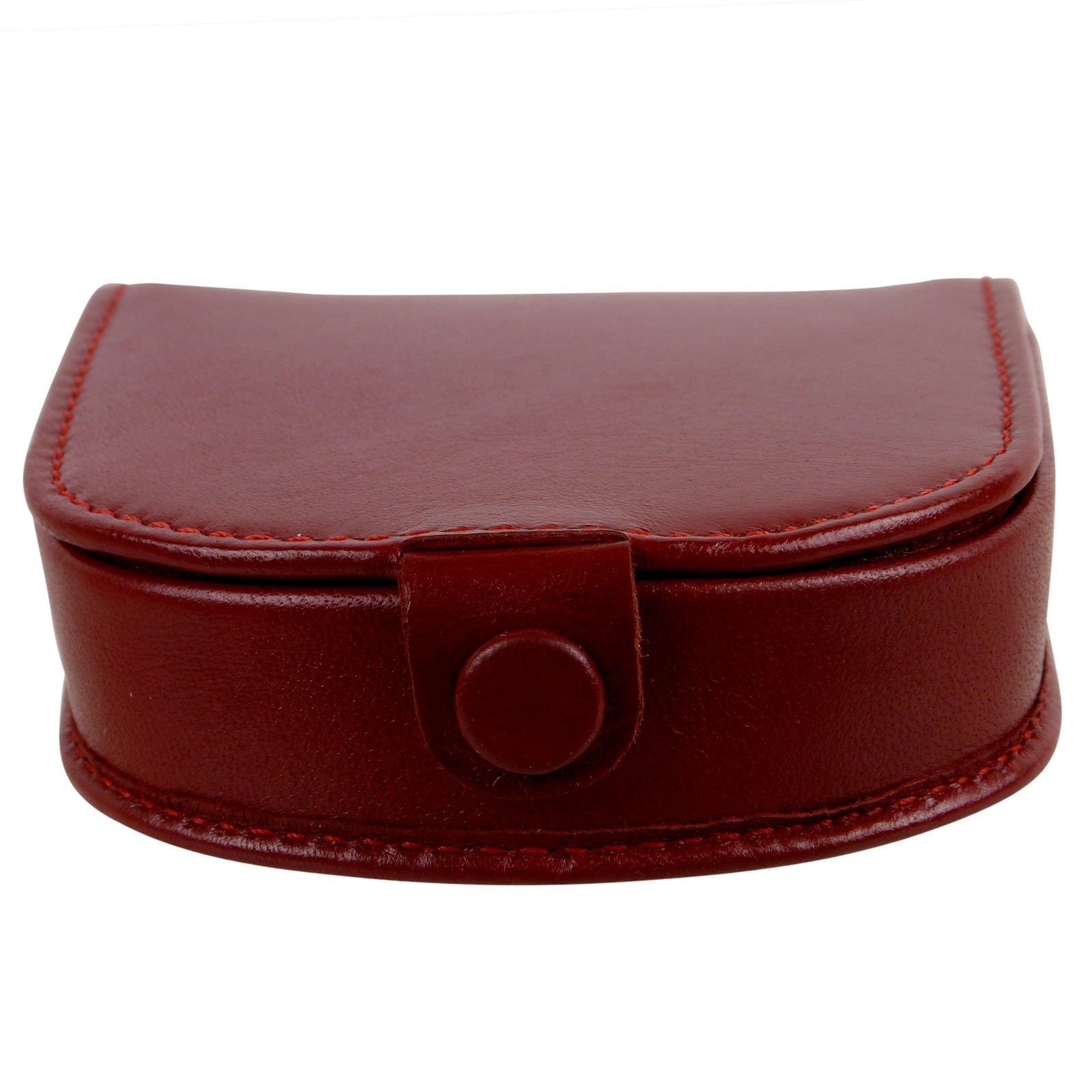 thumbnail 4 - Mens-Classic-Leather-Tabbed-Coin-Tray-by-Visconti-Monza-Collection-Gift-Boxed