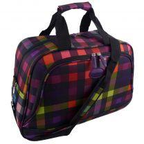 Ladies Mens *Cabin Approved* Weekend Holdall Bag by Highbury