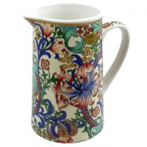 William Morris China Jug from The Leonardo Collection Golden Lily Design