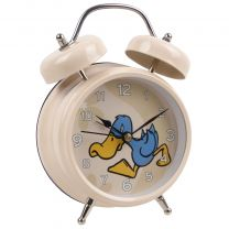 Vintage Bedside Quacking Duck Alarm Clock by Widdop Bingham