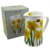 China Jug from The Leonardo Collection - Daffodil Range