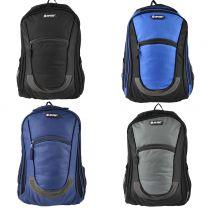 Mens Boys Backpack Rucksack Bag by Hi-Tec School College Work Travel