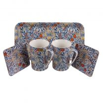 5 Piece Gift Set by William Morris Golden Lily  (Damaged Box)
