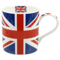China Union Jack Mug/Cup Gift Boxed UK Souvenir London