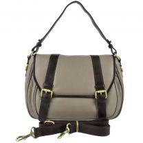 Ladies Leather Formal Satchel Bag By Richard Kinsey British Designer