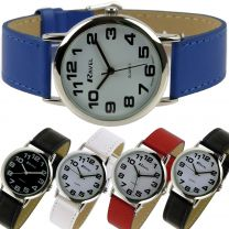 Unisex Fashion Watch RAVEL Classic BOLD Numbers Easy Read Everyday Value