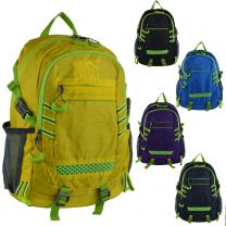 Mens Ladies Hi Visibility Backpack Rucksack by Outdoor Gear Travel BAG