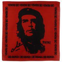 Che Guevara Red Bandana Bandanna Scarf Revolution Argentina Cuban