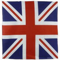 Union Jack Bandana Bandanna Scarf Red White Blue, London
