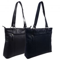 Ladies Large Leather Shoulder Bag by Rowallan; Wordsworth Collection