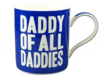 The Leonardo Collection Daddy of all Daddies Mug/Cup
