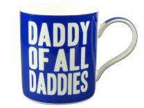 The Leonardo Collection Daddy of all Daddies Mug/Cup