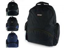 Hi-Tec Large Mens Boys Backpack Rucksack School or College Bag Travel 4 Colours