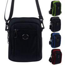 Metro Unisex Mini Shoulder/Travel Utility Cross Body Bag