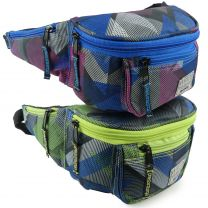 Mens Ladies Bum Bag Travel Utility Handy Fanny Pack Waist Festivals by Obsessed