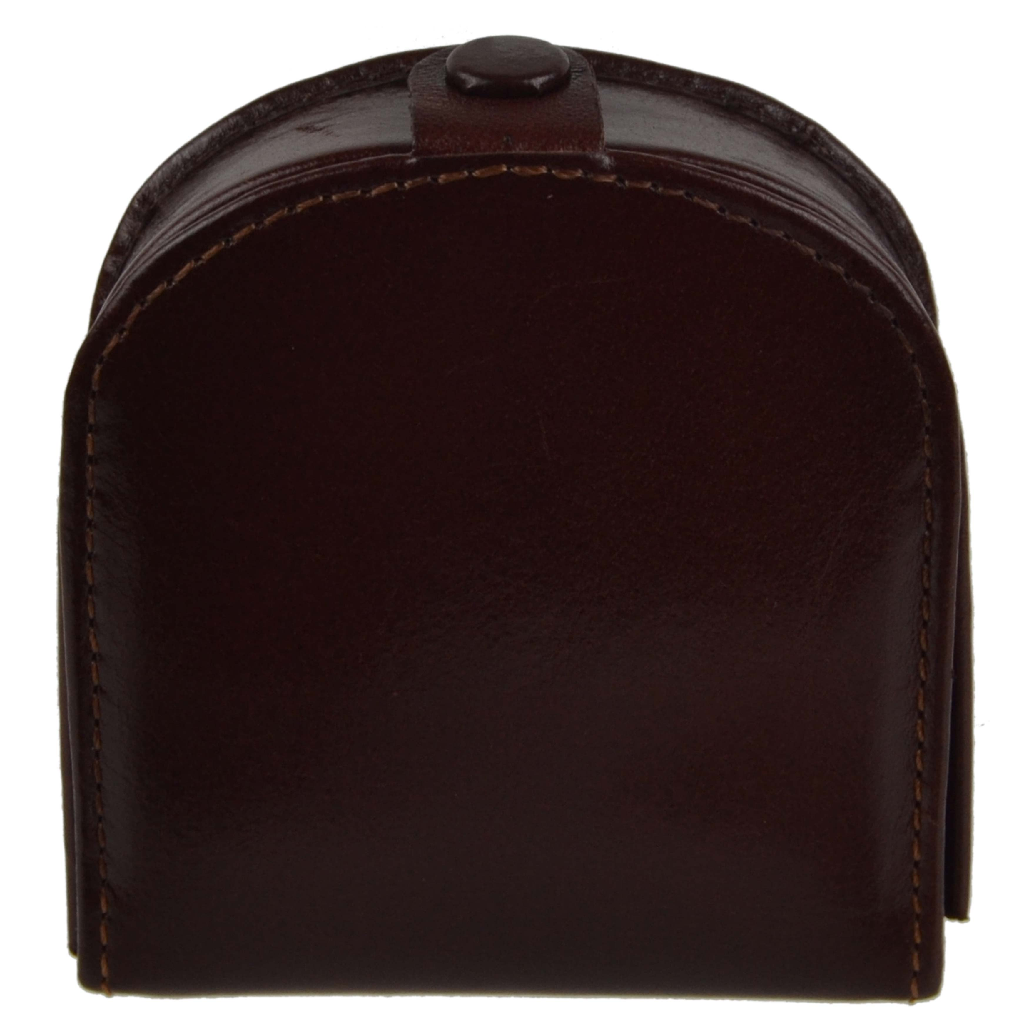 thumbnail 16 - Mens-Classic-Leather-Tabbed-Coin-Tray-by-Visconti-Monza-Collection-Gift-Boxed